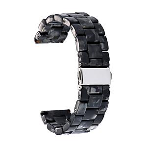 Недорогие Ремешки для Apple Watch-Ремешок для часов для Серия Apple Watch 5/4/3/2/1 Apple Дизайн украшения силиконовый / Pезина Повязка на запястье