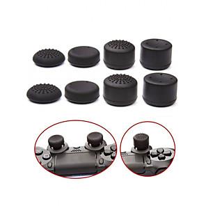 ieftine Accesorii PS4-8 bucă degetul mare clip anti-transpirație joc controler degetul mare grila pentru ps4 / xbox / xbox unul