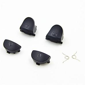 ieftine Accesorii PS4-buton lr l1r1 l2r2 butoane declanșator cu resort pentru Sony ps4 l1 r1 l2 r2 buton declanșator cu arcuri pentru playstations 4 ps4