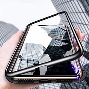 ieftine Mufă de încărcare-Maska Pentru Apple iPhone XS / iPhone XR / iPhone XS Max Anti Șoc / Ultra subțire / Transparent Carcasă Telefon Mată Greu Sticlă Temperată