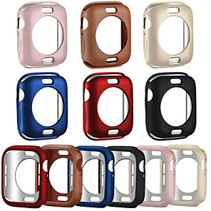 hesapli Smartwatch Kılıfları-Apple için izle serisi 4/3/2/1 kılıf tpu koruyucu ultra-ince kapak tutucu tampon