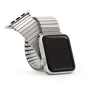 ieftine Stick Tripod Selfie-Uita-Band pentru Apple Watch Series 5/4/3/2/1 Apple Catarama moderna Oțel inoxidabil Curea de Încheietură