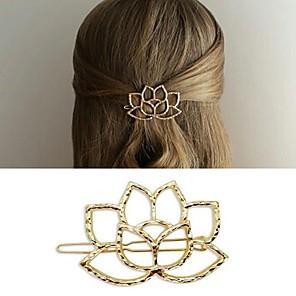 ieftine Bijuterii de Păr-Pentru femei Pentru Aliaj Auriu 1 buc