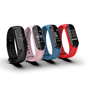 Недорогие Ремешки для часов Xiaomi-y13 смарт-браслет Bluetooth фитнес-трекер поддержка уведомлять / монитор сердечного ритма водонепроницаемый спортивные SmartWatch совместимые телефоны Samsung / Iphone / Android