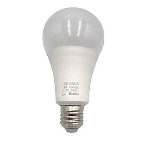 ieftine Becuri LED Glob-BRELONG® 1 buc 7 W Bulb LED Glob 900 lm E26 / E27 7 LED-uri de margele SMD 2835 Creative Decorativ Cool 85-265 V