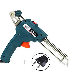 ieftine Ciocan de lipit & Accesorii-externe de căldură portabile de lipit pistol de alimentare cu pistoale de arma electrice bandă de lipit de fier la euro plug 220v