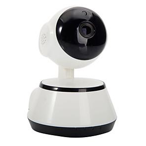 ieftine Camere IP-V380 1 mp Camera IP Interior A sustine 64 GB / PTZ / Wireless / 1 Canal / Acces la distanță / Premium