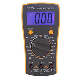 ieftine Multimetre Digitale & Osciloscoape-profesionale electrice portabile ac dc lcd ecran tester metru multimetru digital multimetru amperi multitester