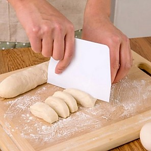 ieftine Ustensile & Gadget-uri de Copt-cremă netedă tort spatulă copt paiete unelte aluat răzuitor bucătărie unt cuțit tăietor aluat