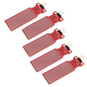 ieftine Senzori-5pcs senzor de nivel de apă senzor de detectare a adâncimii senzorului de adâncime pentru arduino