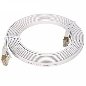 ieftine Cabluri Ethernet-cablu Ethernet cat7 cablu de rețea cablu patch cablu 3m