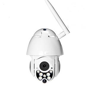 ieftine Accesorii-inqmega cloud 4mp ptz ip cameră viteză cupolă wifi rețea wireless cctv camera de supraveghere securitate în aer liber camera impermeabilă