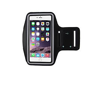 ieftine Carcase iPhone-Maska Pentru Apple iPhone 7 Plus / iPhone 7 Banderole sportive Bandă de Mână Țiglă Moale Nailon