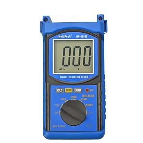 ieftine Testere & Detectoare-holdpeak hp-6688b de înaltă calitate digitale 5000v 1999 gama auto rezistență izolare tester izolat portabil tester datele dețin