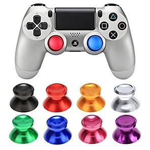 ieftine Accesorii PS4-joc controler degetul mare gripuri pentru xbox unul / ps4, joc controler degetul mare mâner metalice 1 bucată unitate