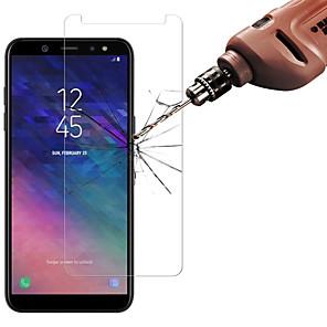 Недорогие Защитные плёнки для экранов Samsung-Защитная пленка из закаленного стекла для samsung a6 plus (2018) / a3 (2017) / a7 (2018) / a6 (2018) / a7 (2016) / a5 (2017) / a8 plus (2018) / a9 star / a3 ( 2016) / а7 (2017) / а8 (2018) / а9 (2018)