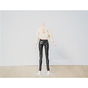 ieftine Lumini de Bicicletă-Păpușă de păpuși Stilat Tops Pentru Barbie Modă Alb Dantelă Stofă de Bumbac Material de Lână Vârf / Tanga Pentru Fata lui păpușă de jucărie