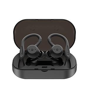 ieftine Gadget Baie-litbest be1018 tws earbuds sport în aer liber fitness înot în căști wireless bluetooth 5.0 stereo cu 2 perechi de piese de aripioare de rechin 1 pereche de cârlige de urechi ipx7 waterproof control