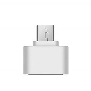 ieftine Cablu OTG-Micro USB Adapter OTG PVC Adaptor pentru cablu USB Pentru Xiaomi
