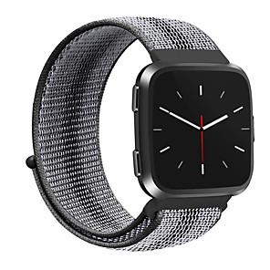 ieftine Smart Wristbands-colorate sport nylon bucla banda de ceas pentru fitbit versus inteligent ceas femeie om