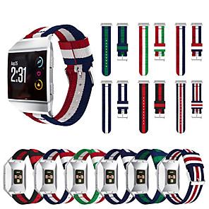 ieftine Smart Wristbands-Uita-Band pentru Fitbit ionic Fitbit Banderola Sport Nailon Curea de Încheietură