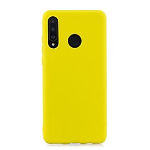 povoljno Maske/futrole za Huawei-slučaj za huawei p30 pro huawei p30 lite telefon slučaju tpu materijal bombona serije solid color telefon slučaju
