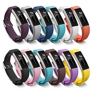 ieftine Smart Wristbands-Uita-Band pentru Fitbit Alta HR / Fitbit Alta Fitbit Banderola Sport Silicon Curea de Încheietură