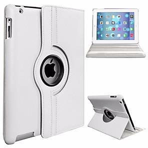 abordables Pochettes / Coques d'iPad-Coque Pour Apple iPad (2017) / iPad Pro 9.7 Rotation 360° / Etanche à la Poussière / Avec Support Coque Intégrale Couleur Pleine Dur faux cuir / PC pour iPad (2017) / iPad Pro 9.7 ''