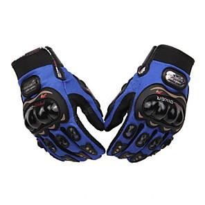 ieftine Mănuși de Motociclist-Deget Întreg Unisex Mănuși Motociclete Nailon Respirabil / Rezistent la șoc / Protector