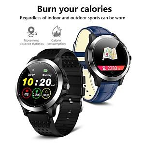 ieftine Produse de curățat-w8 smartwatch ecgppg ceas de mână pedometru ip67waterproof ceas inteligent bărbați femei bluetooth smart band sport ceas