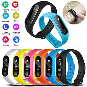 ieftine Accesorii PS4-m2 brățară inteligent ceas impermeabil sport ritmul cardiac monitor smartband pedometru calorii somn tracker bluetooth inteligent ceas