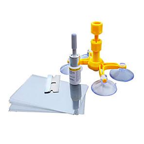 ieftine Invertor de Curent-seturi de reparații pentru parbrize DIY mașini de reparații fereastră unelte de sticlă zgârieturi parbriz crack instrument de restaurare