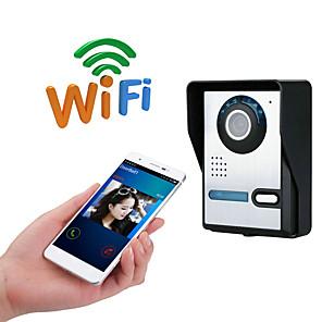 ieftine Switch inteligent-wifi fără ecran (ieșire prin aplicație) wifi / ip ușă hd 1080p impermeabil video doorbell apel intercom funcție de deblocare de la distanță