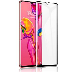 Недорогие Защитные пленки для Samsung-HuaweiScreen ProtectorHuawei P30 Pro HD Защитная пленка для экрана 1 ед. Закаленное стекло