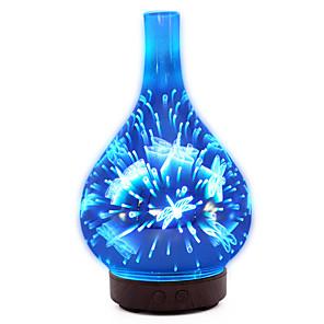 ieftine Spoturi LED-1 buc LED-uri de lumină de noapte DC Powered Schimbare - Culoare / umidificat / Cadou romantic 24 V