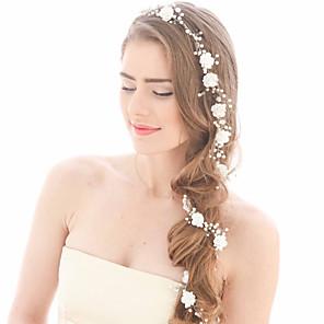 ieftine Bijuterii de Păr-Pentru femei Modă Cute Stil Prințesă Ștras Mată
