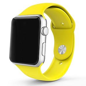 ieftine Stocare și Organizare-Uita-Band pentru Apple Watch Series 4/3/2/1 Apple Banderola Sport Silicon Curea de Încheietură