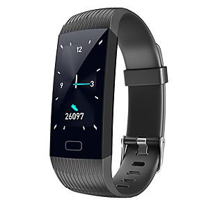 povoljno Zidni ukrasi-Z6 Muškarci Smart Narukvica Android iOS Bluetooth Vodootporno Ekran na dodir Heart Rate Monitor Mjerenje krvnog tlaka Sportske Štoperica Brojač koraka Podsjetnik za pozive Mjerač aktivnosti Mjerač sna