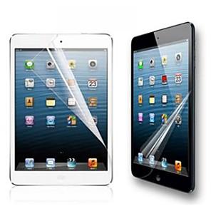 cheap Tablet Screen Protectors-Screen Protector for Apple iPad 2/3/4/Air/Air 2/(2017)/(2018)/iPad (2019)/Pro 9.7''/Pad Pro 10.5/IPad mini 1/2/3/4/5 PE 1 pcs Front Screen Protector High Definition (HD)