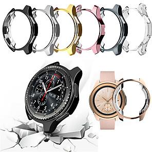 Недорогие Часы для Samsung-Кейс для Назначение SSamsung Galaxy Samsung Galaxy Watch 46 PU Samsung Galaxy