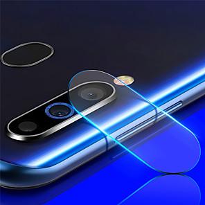 Недорогие Чехлы и кейсы для Galaxy A3-защитная пленка для samsung galaxy a30 / a40 / a50 / a60 закаленное стекло 1 шт. защитная пленка для объектива камеры высокого разрешения (HD) / 9h твердость / взрывозащищенный