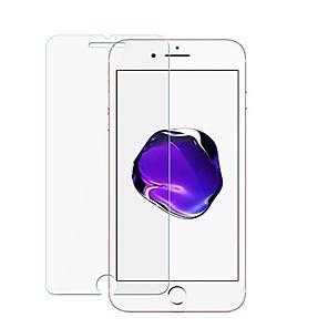 ieftine Carcase iPhone-protector de ecran pentru apple iphone 8 plus / iphone 8 / iphone 7 plus sticlă temperată 1 buc protector ecran frontal 9h duritate / 2.5d margine curbă / compatibilă cu atingere 3d