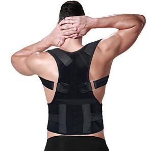 ieftine Benzi Exerciții-Επωμίδα Posture Trainer 1 pcs Sport Poli / Bumbac Yoga Fitness Exerciții de Inversiune Rezistent la uzură Ușor Corector Postură Pentru Bărbați Pentru femei Talie umăr Talie & Spate / Adulți