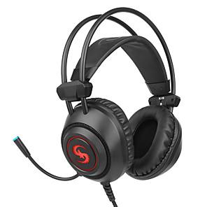 ieftine Carcase iPhone-K-16 Setul cu cască pentru jocuri Cablu Jocuri Stereo Cu Microfon