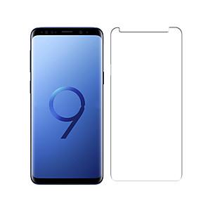 billige Etuier / deksler til Galaxy S-modellene-Samsung GalaxyScreen ProtectorS9 Høy Oppløsning (HD) Skjermbeskyttelse 1 stk Herdet Glass