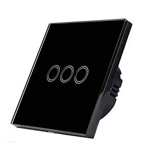 ieftine Switch inteligent-comutator inteligent comutator inteligent wireless de perete comutare inteligentă de la distanță