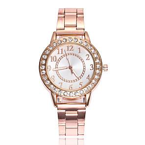 ieftine Cuarț ceasuri-Pentru femei Quartz Quartz Stil Oficial Stil modern Argint / Auriu / Roz auriu Creative Ceas Casual Cool Analog Casual Modă - Roz auriu Auriu Argintiu