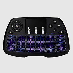 hesapli TV Kutuları-A3 02 Air Mouse / klavye / Uzaktan Kontrol Mini 2.4GHz Kablosuz / 2.4GHz Kablosuz Air Mouse / klavye / Uzaktan Kontrol Uyumluluk