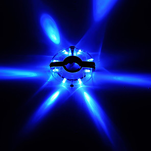 ieftine Proiectoare LED-Lumini de Bicicletă lumini roți Luminile Spoke pentru biciclete LED Ciclism montan Bicicletă Ciclism Rezistent la apă Moduri multiple Foarte luminos Portabil buton baterie Baterii Cell Baterie Alb