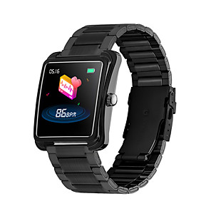 ieftine Audio & Video-v60 smart ceas ecran 1.3 ips pentru sport ritm cardiac monitor inteligent pentru apple huawei ios android bărbați smartwatches fashion